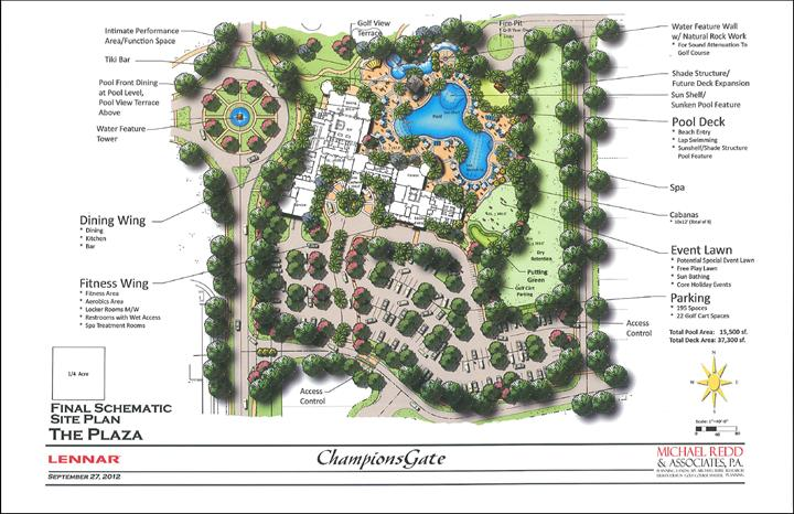 The Country Club At Championsgate Residential Golf Homes
